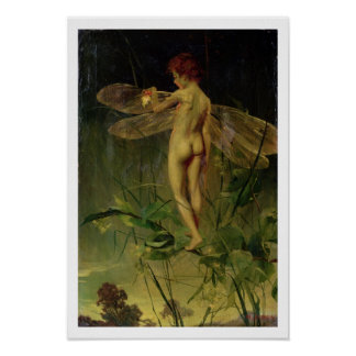 The Dragonfly Poster