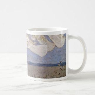 The Dream By Puvis De Chavannes Pierre-Cécile (Bes Coffee Mug