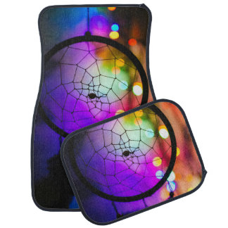 The Dream Catcher Web Car Mat