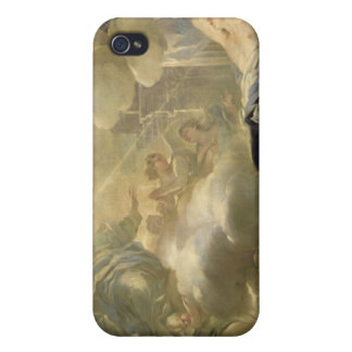 The Dream of Solomon, c.1693 (oil on canvas) iPhone 4/4S Cover