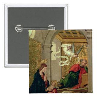 The Dream of St Joseph c 1535 Button