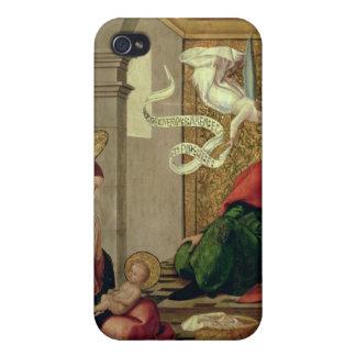 The Dream of St. Joseph, c.1535 iPhone 4 Cases