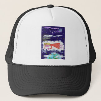 The Dreaming Child Trucker Hat