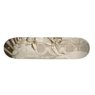 The Dreaming Custom Skate Board