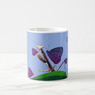 The Dreaming Mantis Coffee Mug