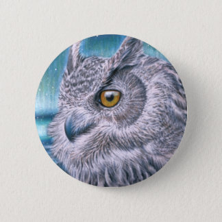 The Dreaming Owl Button