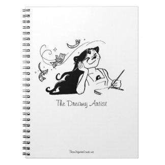 The Dreamy Artist Notebook