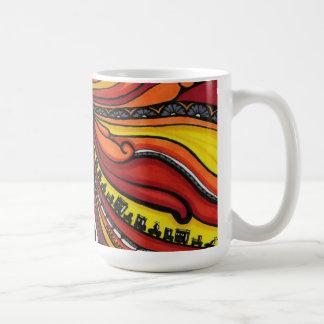 """The Dress"" Artwork Mug by Maggie Nancarrow"