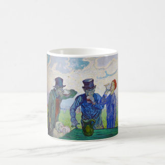 The Drinkers by Vincent van Gogh (1890) Coffee Mug
