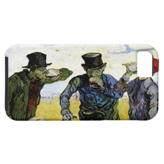 The Drinkers by Vincent van Gogh 1890 iPhone 5 Cover