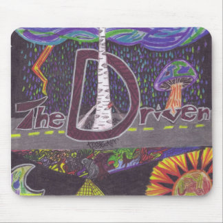 The Driven - Band Mouse Pad