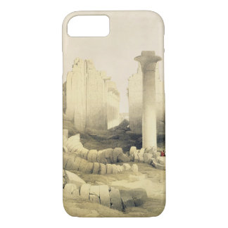 The Dromos or Central Hall of the Great Temple of iPhone 7 Case