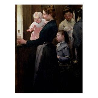 The Drop of Milk in Belleville: Doctor Variot's Postcard