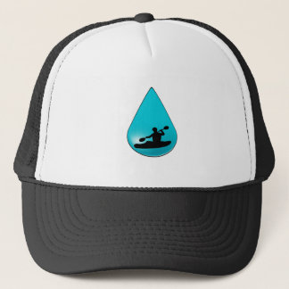 The Droplet Trucker Hat