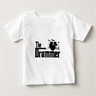 The Drummer Baby T-Shirt