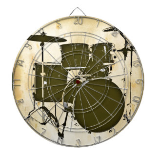 the drummer of the band dartboards