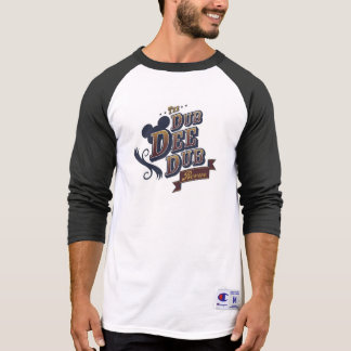 The Dub Dee Dub Revue Podcast Softball Shirt