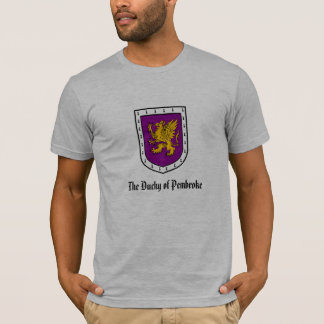 The Duchy of Pembroke T-Shirt