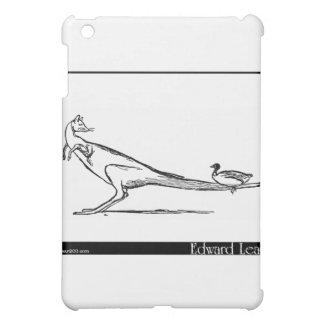 The Duck and the Kangaroo iPad Mini Case