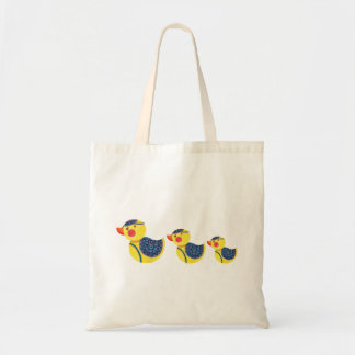 The Ducky Ducks Budget Tote Bag