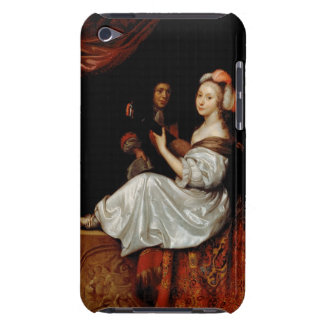 The Duet, 1665 (oil on canvas) iPod Touch Case-Mate Case