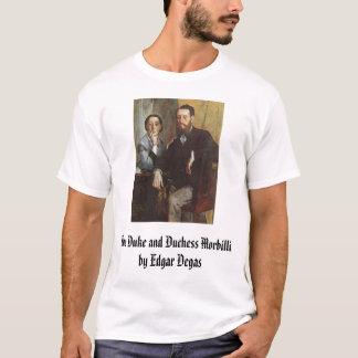 The Duke and Duchess Morbilli - c. 1865 - Edgar... T-Shirt