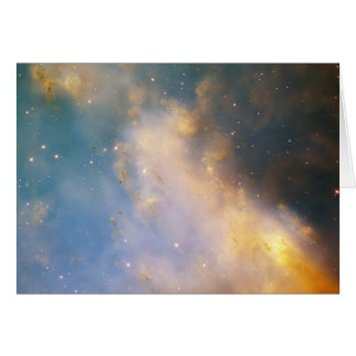 The Dumbbell Nebula Greeting Card