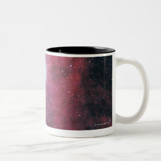 The Dumbell Nebula Coffee Mug