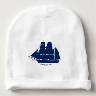 The Dunbrody 1845 by tony fernandes Baby Beanie