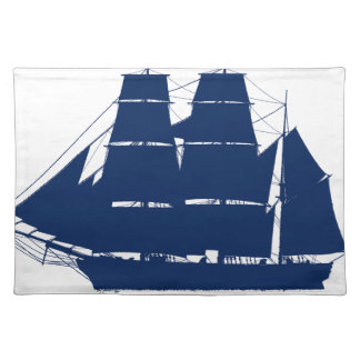 The Dunbrody 1845 by tony fernandes Placemat