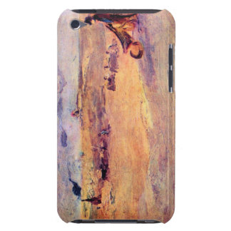 The dunes by Vincent van Gogh iPod Touch Case