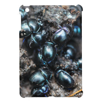 The dung beetles Anoplotrupes stercorosus Case For The iPad Mini