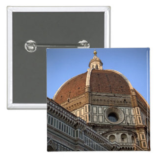 The Duomo, Florence, Italy 15 Cm Square Badge