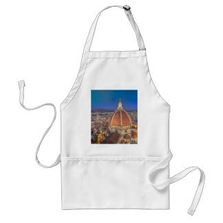 The Duomo in Florence Italy Aprons