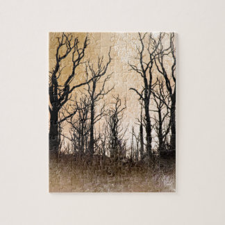 The Dying Trees Jigsaw Puzzle