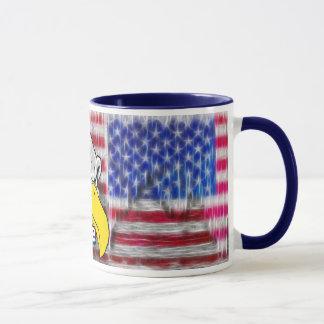 The Eagle Americana Mug