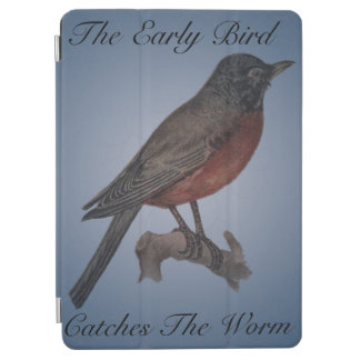The Early Bird Catches The Worm iPad Air Cover