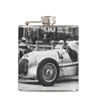 The early years OF engine haven Hip Flask