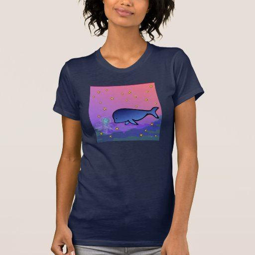 The Earth is like a Jelly Fish T Shirts