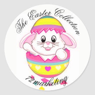 The Easter Bunny 72marketing Sticker Spring