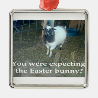The Easter Bunny Ornament