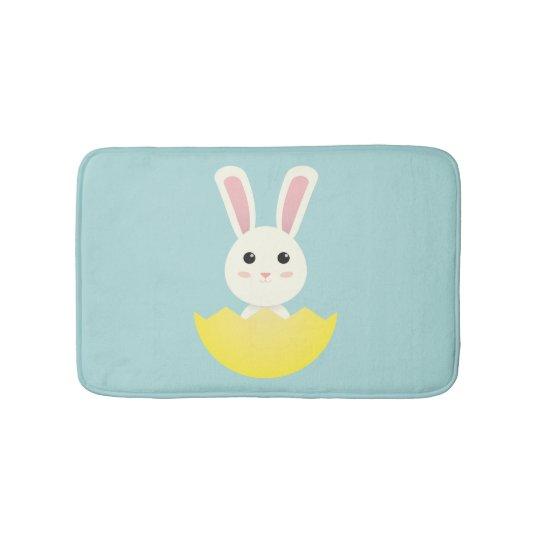 The Easter Bunny I Bath Mat