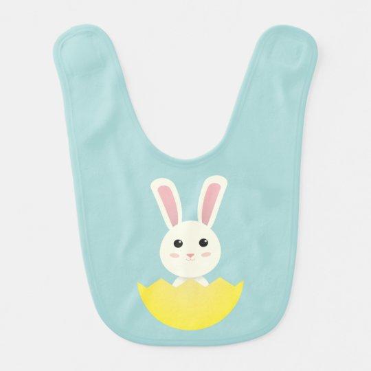 The Easter Bunny I Bib
