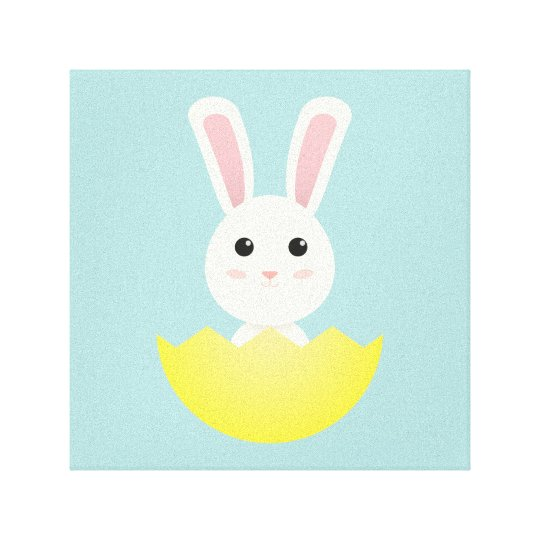 The Easter Bunny I Canvas Print