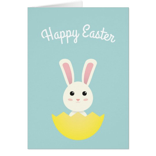 The Easter Bunny I Card