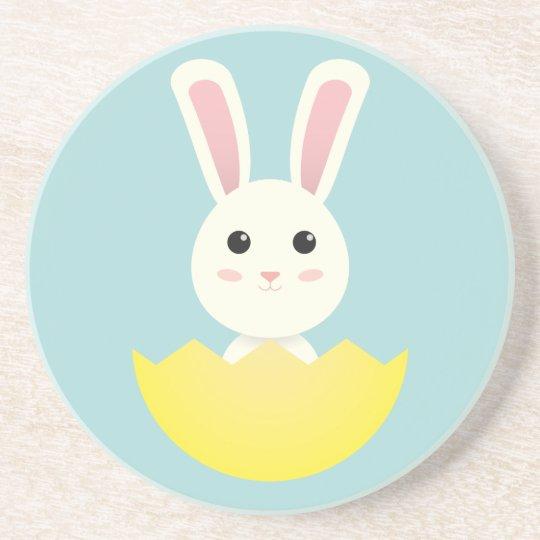 The Easter Bunny I Coaster
