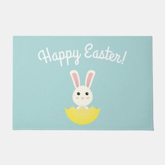 The Easter Bunny I Doormat