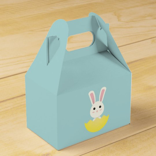 The Easter Bunny I Favour Box