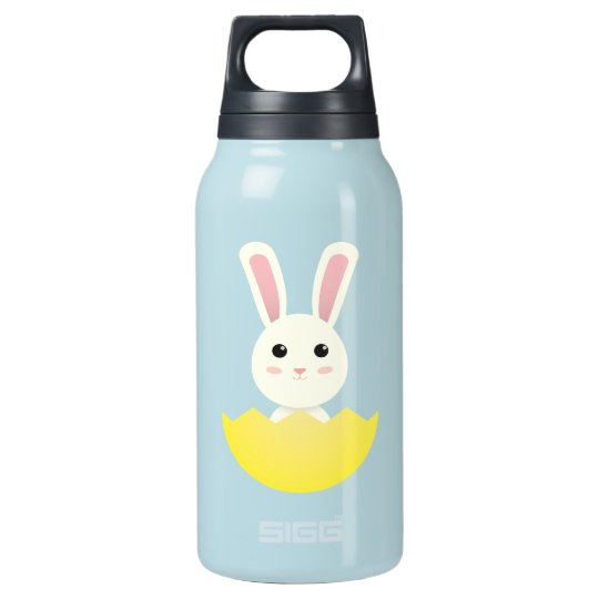 The Easter Bunny I Insulated Water Bottle