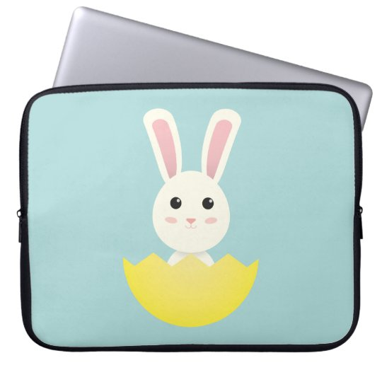 The Easter Bunny I Laptop Sleeve